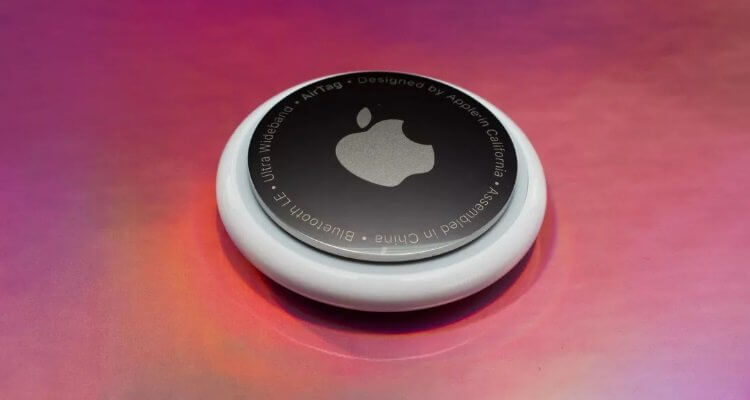 Apple Upgraded Airtags Firmware